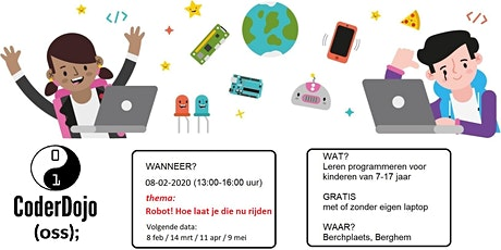 CoderDojo Oss editie #47 tickets