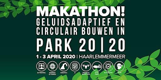 Makathon Smart Solutions voor circulair en geluidsadaptief bouwen