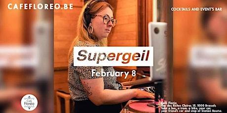 Floréo Dj Set w/ SuperGeil billets