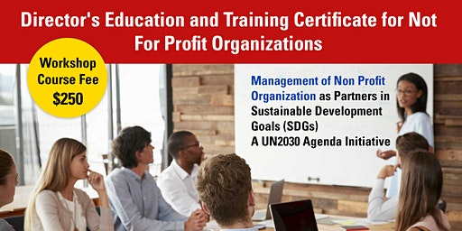 Certificate Course for Not for Profit Organizations