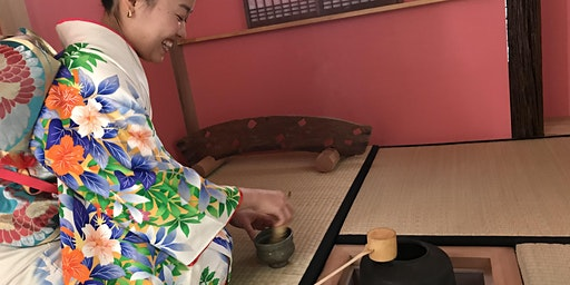 Holiday Tea ceremony experience/ Kids friendly Matcha tea