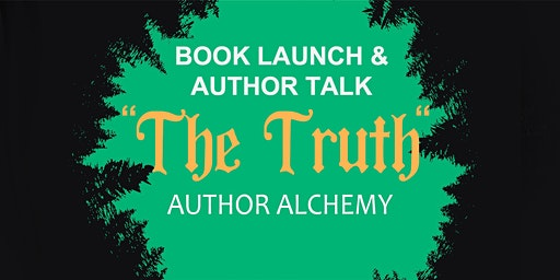 The Truth -  Author Talk & Australian Book Launch