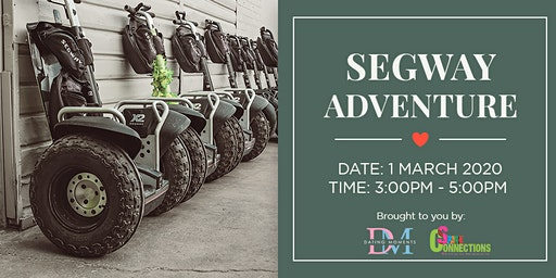 Segway Adventure (50% OFF)