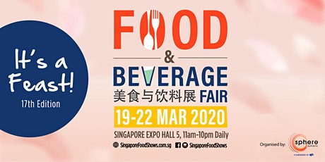 Food & Beverage Fair 2020 tickets