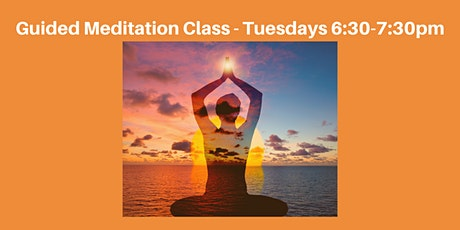 Guided Meditation with Elizabeth Davidman tickets