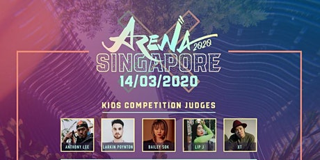 Arena Kids Dance Competition 2020 tickets