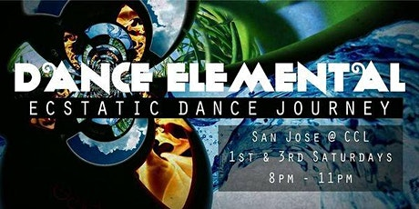 DANCE ELEMENTAL - Ecstatic Dance Journey - 3rd Saturdays tickets