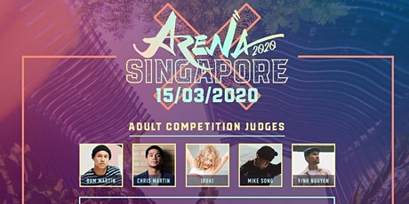 Arena Adults Dance Competition 2020 tickets