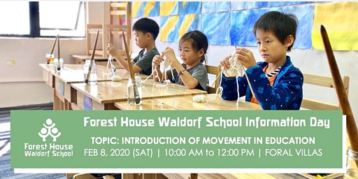 Forest House Waldorf School Information Day