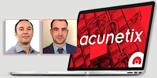 Cybersecurity con Acunetix - Affrontare la sicurezza Web