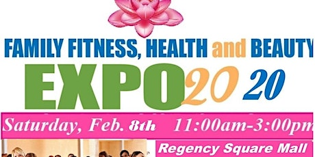 Family Fitness Health & Beauty Expo 2020 tickets