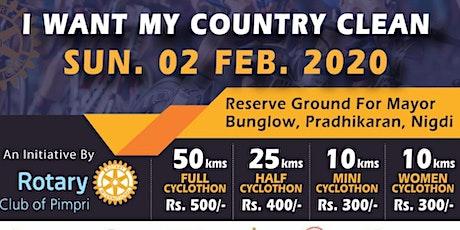 Rotary Cyclothon tickets