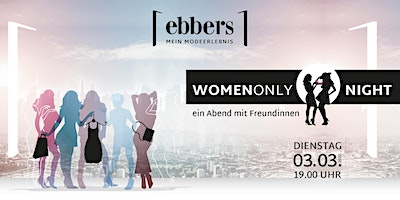 Women Only Night by ebbers 2020