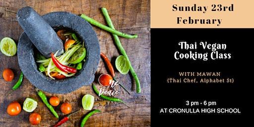Vegan Thai Cooking Class