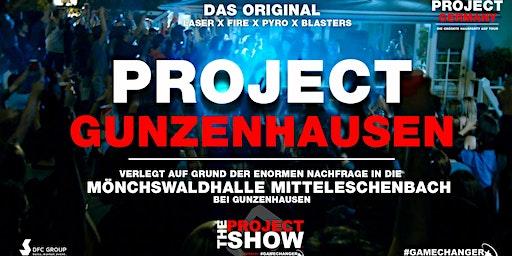 PROJECT GUNZENHAUSEN ( Mitteleschenbach) - The official Show