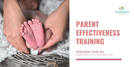 Parent Effectiveness Training tickets