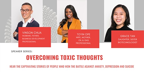 Overcome Toxic Thoughts tickets