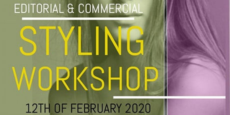 Styling Workshop - Editorial and commercial value tickets