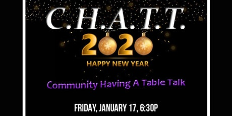 C.H.A.T.T. 2020 (New Change Agents for a New Year) tickets