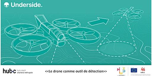 Atelier n°2 - Le drone comme outil de détection