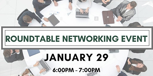 HR Roundtable Networking Event