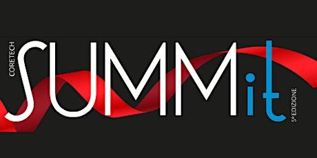 CoreTech Summit 2020 biglietti
