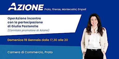 OperAzione Incontro - Prato, Firenze, Montecatini ed Empoli in Azione biglietti