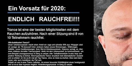 Vorsatz 2020: Endlich Rauchfrei  26. Jan. 2020 im Seminarkristall Iselsberg biglietti