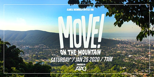MOVE! On the Mountain with Kamila McDonald