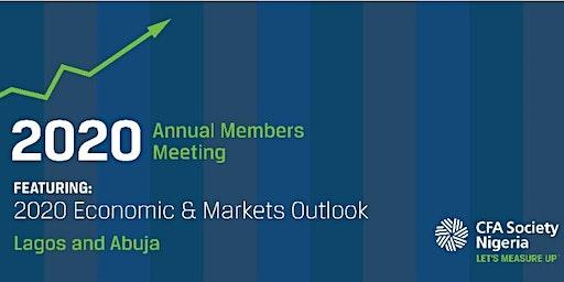 Annual Members Meeting - Lagos