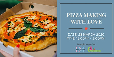 Pizza Making with Love (50% OFF) tickets