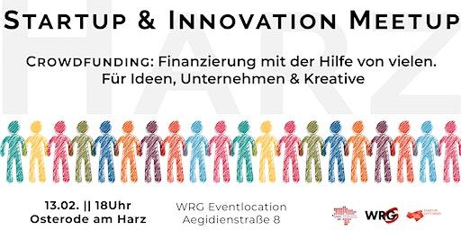 Startup & Innovation Meetup Harz
