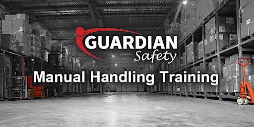 Manual Handling Training Wednesday 22nd January 9.30 AM