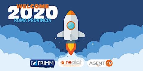 Welcome Roma Provincia 2020 biglietti