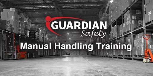 Manual Handling Training Friday 24th January 9.30 AM