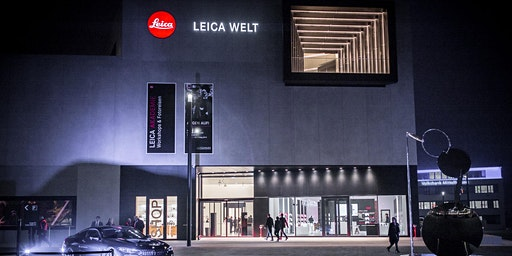 Neues Produkt im Leica Store erleben