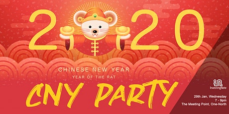 2020 Chinese New Year Party For InvestingNote Valued Members tickets