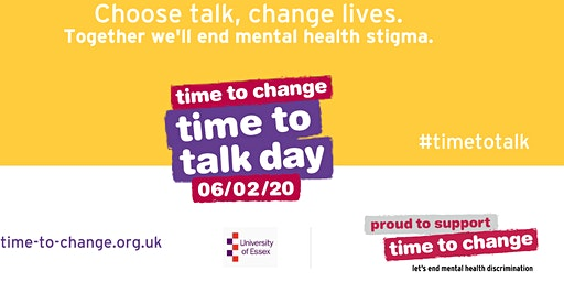 Take Time to Talk Day - Mental Health Conference
