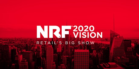 Highlights from NRF 2020: The Future of Retail is Insight tickets