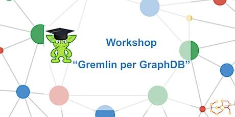 ROMA Meetup #AperiTech di Gennaio di GraphRM - Workshop linguaggio Gremlin per Graph Database biglietti