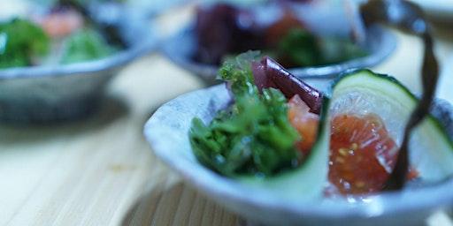 Menu 2054:  Una cena del futuro