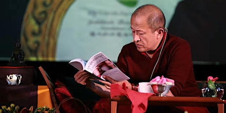 A DATE ON GURU RINPOCHE WITH DZONGSAR KHYENTSE RINPOCHE tickets