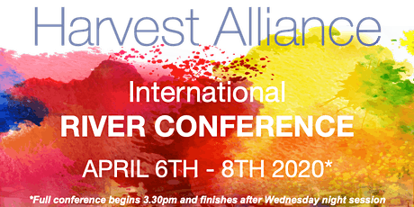 Harvest Alliance International Conference - Spring 2020 tickets