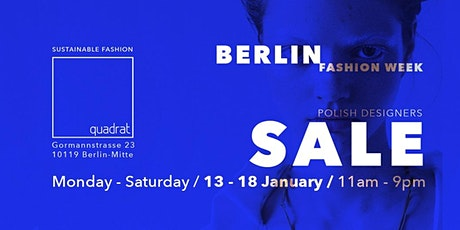 Fashion Week 2020-Sustainable Modern Fashion by Polish Designers Tickets