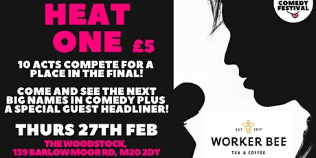 WDCF20: New Act Competition: Heat 1 tickets