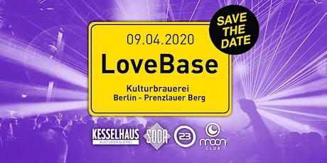 LoveBase Tickets