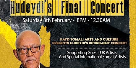 Final Retirement Concert - King of Oud Hudaydi tickets