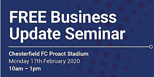 Free Pegasus Business Update Seminar