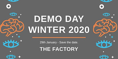 TheFactory Demo Day - Winter 2020 tickets