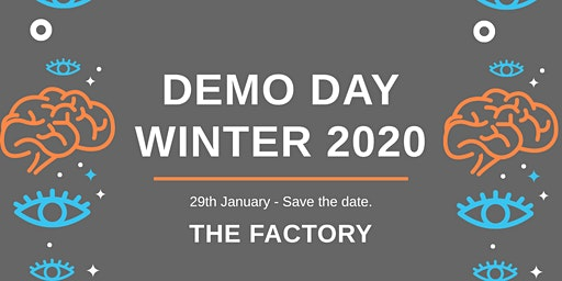 TheFactory Demo Day - Winter 2020
